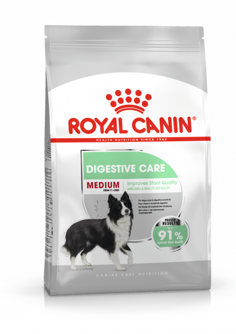 Barība suņiem - Royal Canin Medium Digestive Care, 3 kg