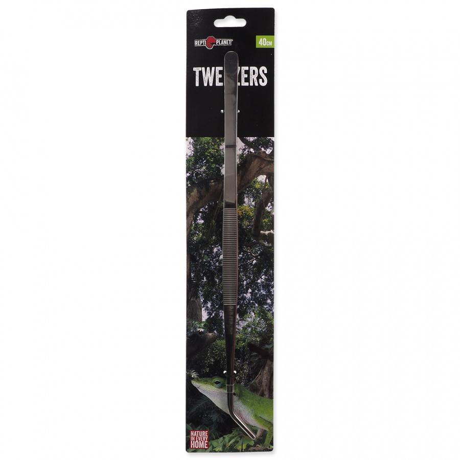 Pincete reptiļu barošanai - Repti Planet Stainless tweezers, 40 cm