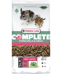 Корм для шиншилл и дегу - VERSELE-LAGA Complete Chinchilla & Degu, 1.75 кг