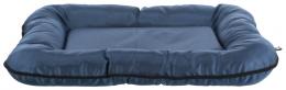 Спальное место для собак - Leano Vital Cushion, 90*70 см, blue