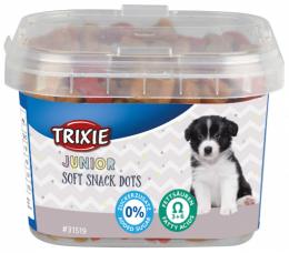 Gardums kucēniem - Junior Soft Snack Dots with Omega-3, 140 g