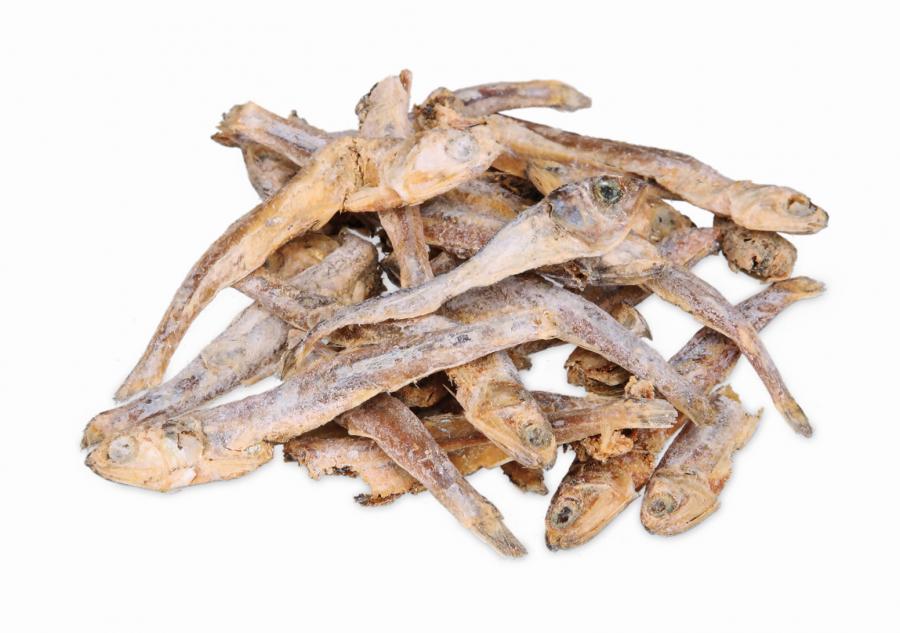 Лакомство для кошек - TRIXIE Dried Fish, 50 г