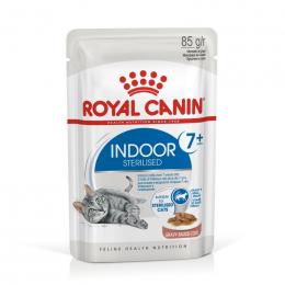 Консервы для кошек - Royal Canin Feline Indoor 7+, 85 г