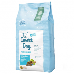 Корм для собак - Josera Green Petfood Insect Dog Hypoallergen, 10 кг