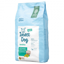 Корм для собак - Green Petfood Insect Dog Sensitive, 10 кг
