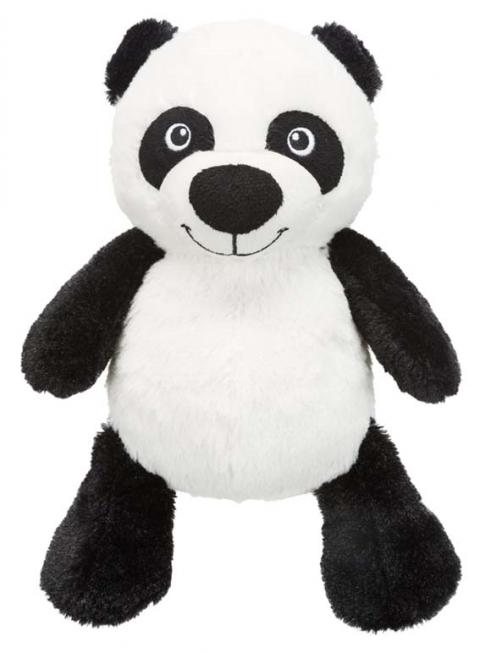 Игрушка для собак - Panda, plush, 26 см title=