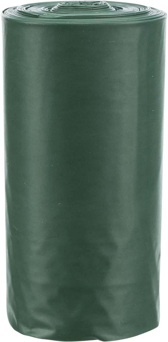 Пакетики для сбора экскрементов - Trixie, компостируемые, 4 рулона, Темно-зеленые