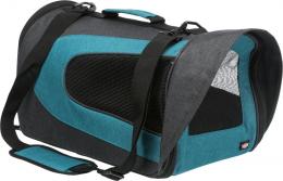 Transportēšanas soma dzīvniekiem - Trixie Alina carrier, 27*27*52 cm, anthracite/petrol