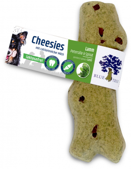 Лакомство для собак - Blue Tree Cheesies Lamb M, 1 pcs./50 г