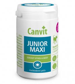 Vitamīni kucēniem - Canvit Junior Maxi tablets, 230 g