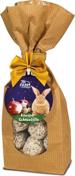 Лакомство для грызунов - JR Farm Crunchy snowballs, 75 g
