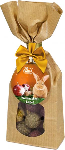 Лакомство для грызунов - JR Farm Christmas baubles, 75 г