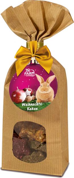 Gardums grauzējiem - JR Farm Christmas cookies, 75 g