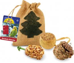 Gardums/dāvaniņa putniem – JR Farm Birds Gift Bag, 165 g