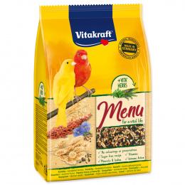 Корм для птиц - Menu for Canaries 500g