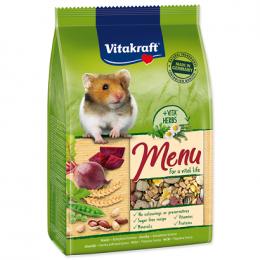 Barība kāmjiem - Vitakraft Menu for Hamster 400 g