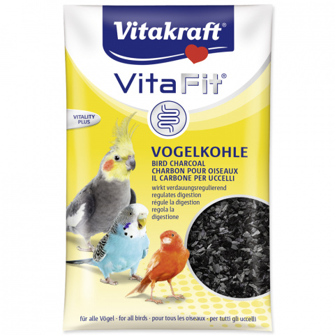 Barības piedeva putniem - Vogel Kohle 10g