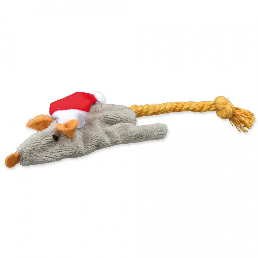 Rotaļlieta kaķiem - Trixie Xmas Cat toys, 14-17 cm