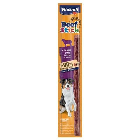 Gardums suņiem - Beef Stick (ar jēru) 12g