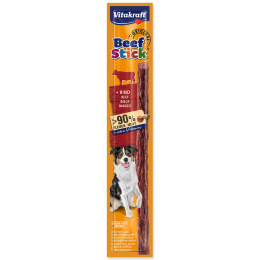 Лакомство для собак – Vitakraft Beef Stick with Beef, 12 г