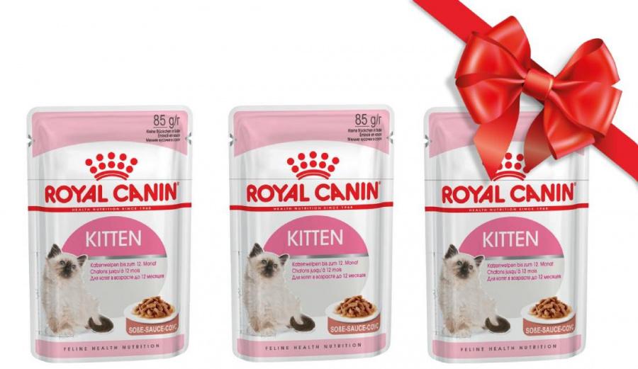 Подарочный комплект - Royal Canin Kitten Set