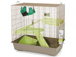 Клетка для грызунов - Savic Freddy 2 Max, warm gray, 80 x 50 x 80 см