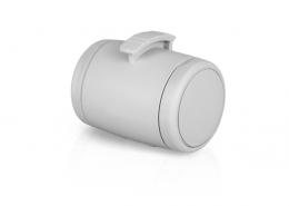 Аксессуар поводка-рулетки для собак - Flexi Multi box, light grey