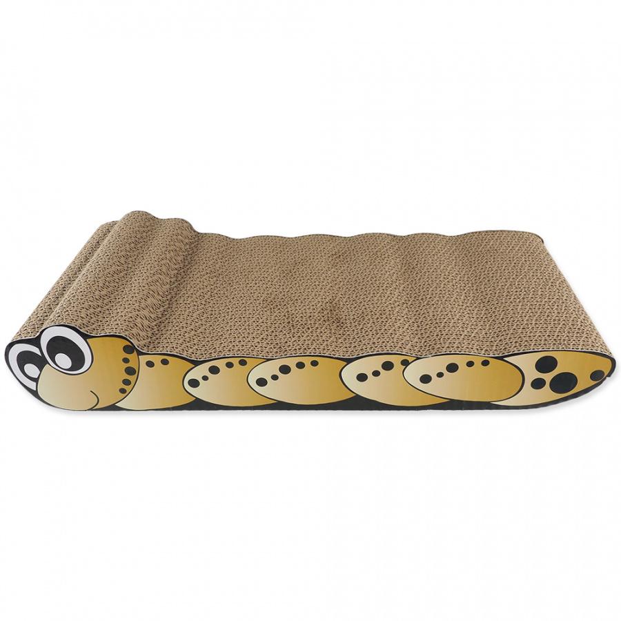 Когтеточка для кошек – MAGIC Caterpillar, 20 x 22 x 9 см