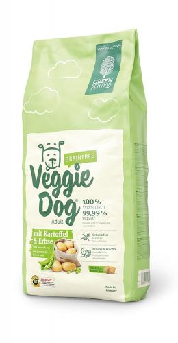 Корм для собак - Green Petfood Veggie Dog Grainfree, 10 кг