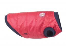Одежда для собак - AmiPlay Jacket Bronx, red, 33 cм