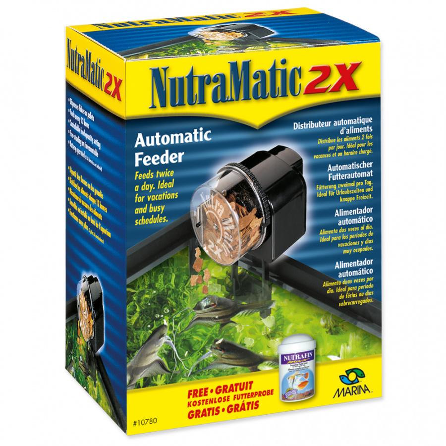 Автоматическая кормушка для рыб - Nutramatic Economy