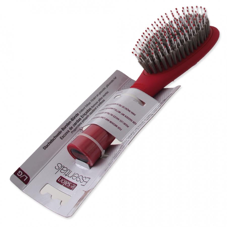Расческа для собак – Le Salon, Essentials Porcupine Bristle Brush, Large