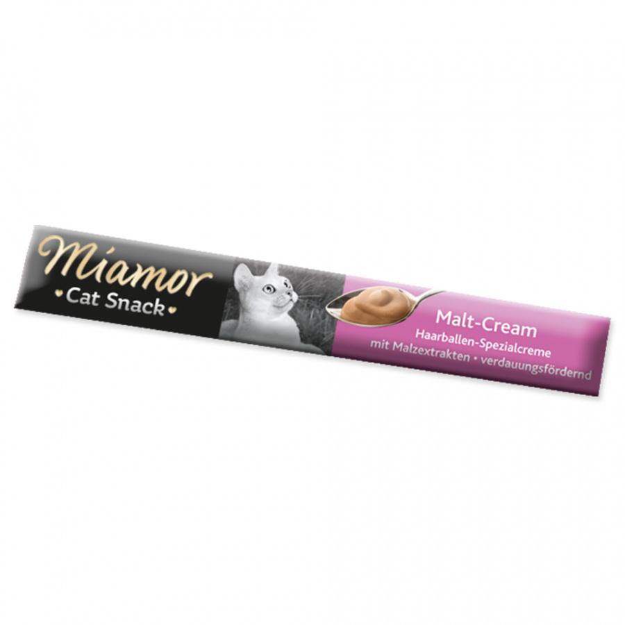 Gardums kaķiem - Miamor Malt Cream, 6*15 g