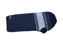 Джемпер для собак - AmiPlay Sweater Bergen, navy blue, 19 cм