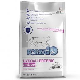 Ветеринарный корм для кошек - FORZA10 ACTIVE LINE Hypoallergenic Active, 454 г