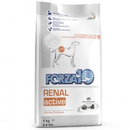 Ветеринарный корм для собак - FORZA10 ACTIVE LINE Renal Active, 4 кг