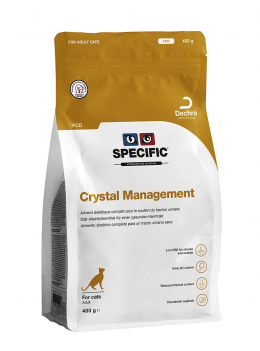 Ветеринарный корм для кошек - Specific FCD Crystal Management, 0.4 кг