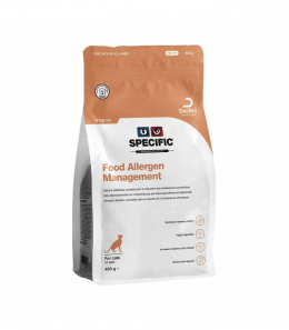 Ветеринарный корм для кошек - Specific FDD-HY Food Allergy Management, 0.4 кг
