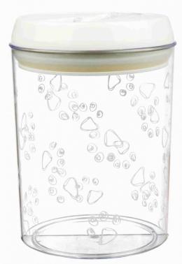 Контейнер для корма и лакомств -  Food and snack jar, plastic, 1.5 л