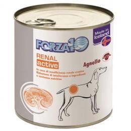 Ветеринарные консервы для собак - FORZA10 ACTIVE LINE Renal ActiWet, 390 г