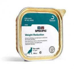 Ветеринарные консервы для кошек - Specific FRW, Weight Reduction, 100 г