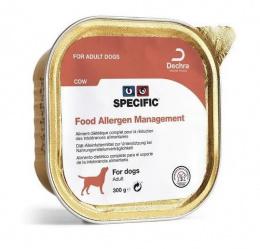 Veterinārie konservi suņiem - Specific CDW , Food Allergy Management, 300 g