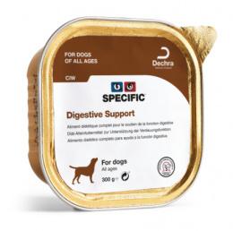 Ветеринарные консервы для собак - Specific CIW, Digestive Support, 300 г