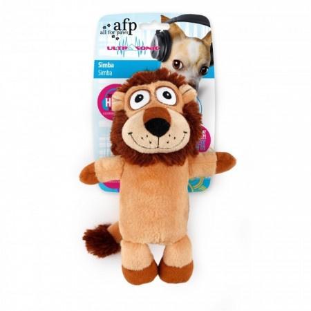 Rotaļlieta suniem – AFP Ultrasonic Simba title=