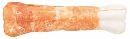 Gardums suņiem - TRIXIE Denta Fun Chewing Bone, Chicken, 20 cm, 200 g