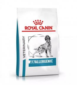 Veterinārā barība suņiem - Royal Canin VD Anallergenic, 1,5kg