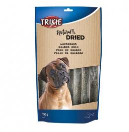 Лакомство для собак - TRIXIE Salmon Skin, Dried, 150 г