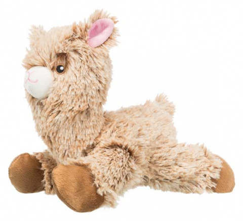 Игрушка для собак - Trixie Alpaca, plush, 22 см title=