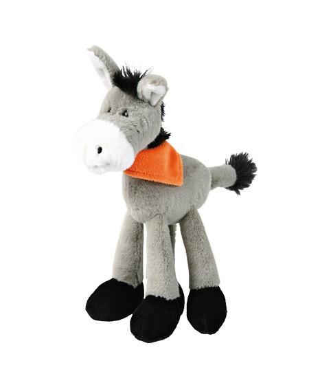 Игрушка для собак - Trixie Donkey, plush, 24 см title=