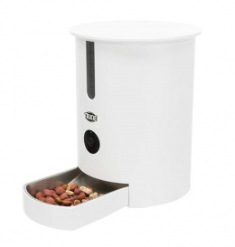 Автоматическая кормушка - Trixie TX9 Smart automatic food dispenser, 2.8л/ 22x28x22 см, white